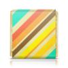 """Шоколадка 35х35 """"Полосатая абстракция"""" - узор, стиль, рисунок, абстракция, абстрактный"""