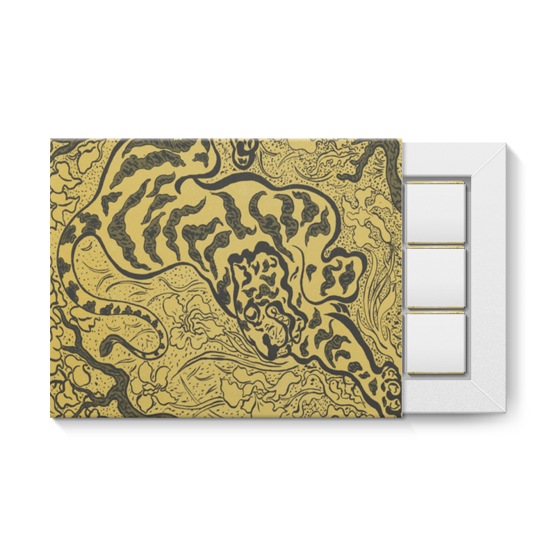 Printio Тигр в джунглях (поль-элье рансон) чехол для iphone 8 объёмная печать printio тигр в джунглях поль элье рансон
