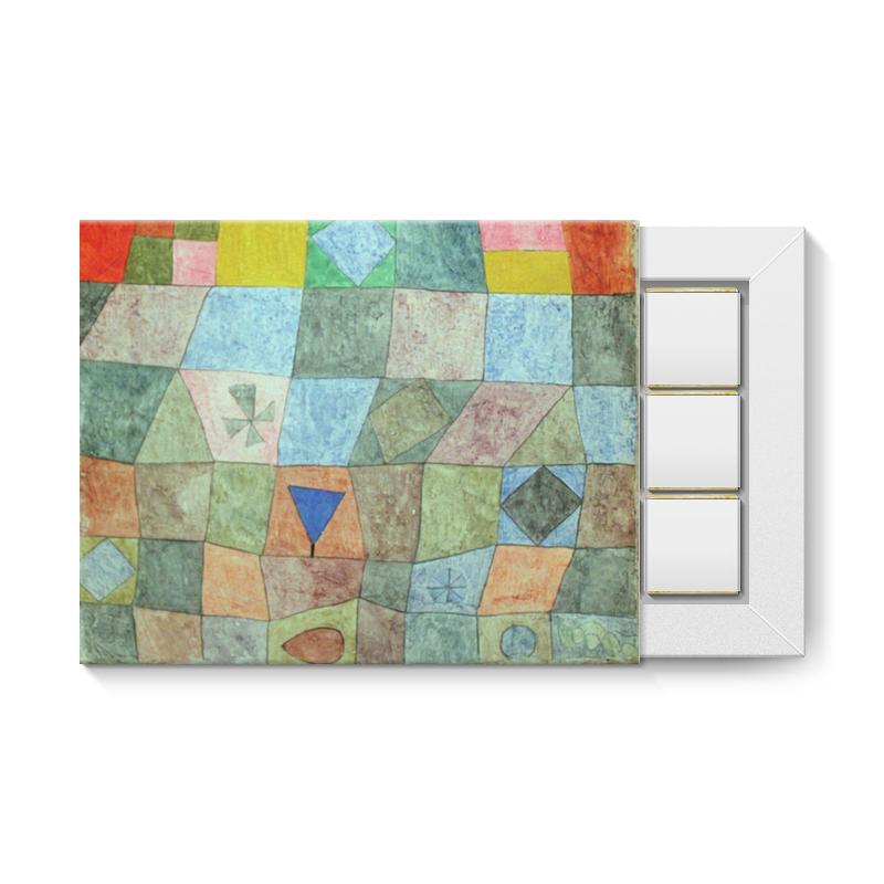 Printio Товарищеский матч (пауль клее) paul klee 20 kunstpostkarten
