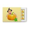 """Набор конфет """"12 шоколадок"""" """"Хэллоуин"""" - ведьма, хэллоуин, тыква"""