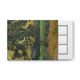 """Набор конфет """"12 шоколадок"""" """"Пейзаж в сумерках (Ван Гог)"""" - картина, ван гог, живопись"""
