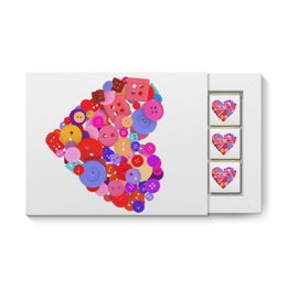 """Набор конфет """"12 шоколадок"""" """"День всех влюбленных"""" - любовь, день святого валентина, валентинка, i love you, день влюбленных"""