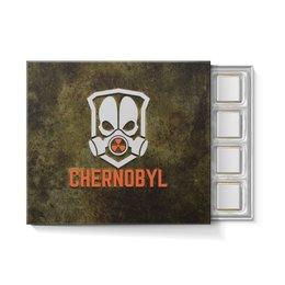 """Набор конфет """"С ореховой начинкой"""" """"Чернобыль"""" - кино, сериал, катастрофа, чернобыль, зона отчуждения"""