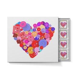 """Набор конфет """"С ореховой начинкой"""" """"День всех влюбленных"""" - любовь, день святого валентина, валентинка, i love you, день влюбленных"""