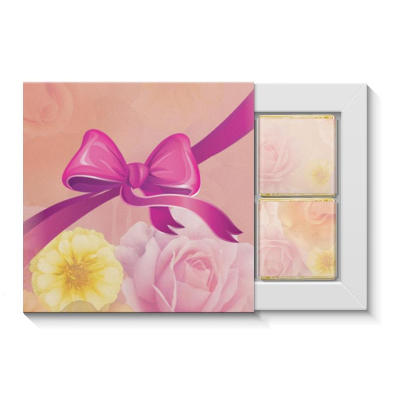 Printio Подарок, букет цветов
