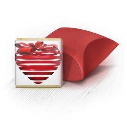 "Набор шоколадных конфет ""Ракушка"" ""3d сердце"" - сердце, день святого валентина, 14 февраля, 8 марта, valentine's day"