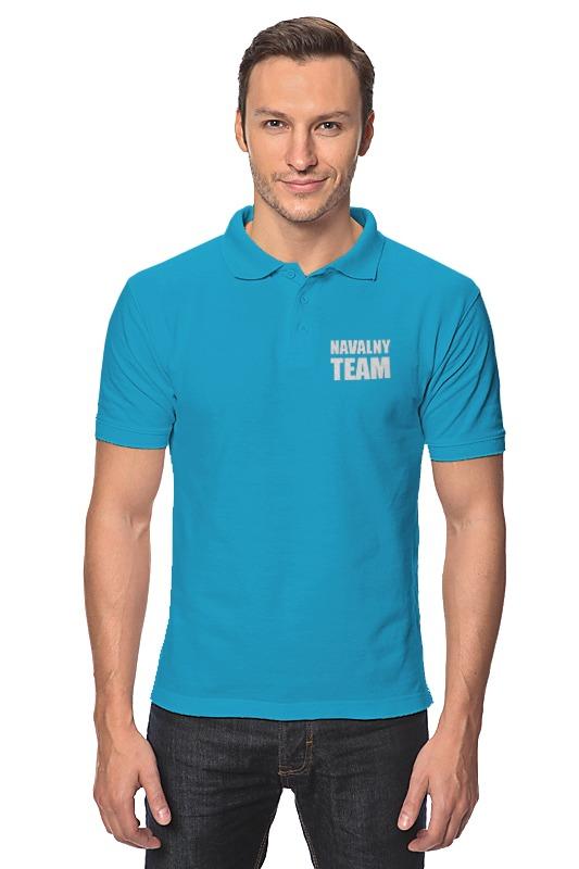 Рубашка Поло Printio Navalny team рубашка поло printio будь готов бгто