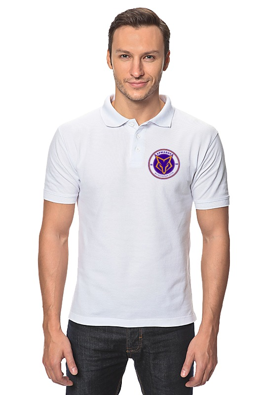 Рубашка Поло Printio Фк армавир