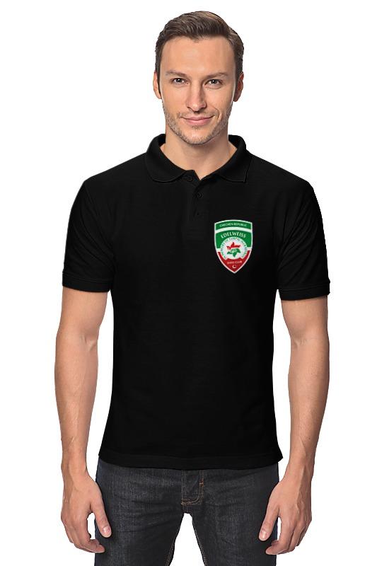 Рубашка Поло Printio Клуб дзюдо «эдельвейс»