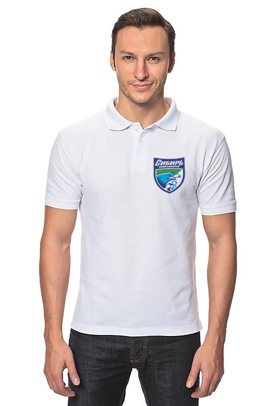 Рубашка Поло Printio Фк сибирь
