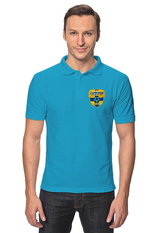 Рубашка Поло Printio Фк строгино