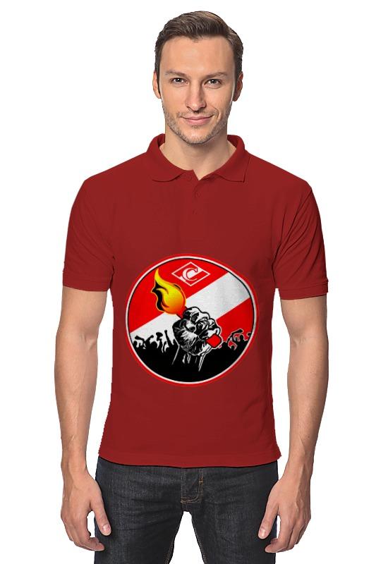 Рубашка Поло Printio Спартак рубашка поло printio фк вайнах
