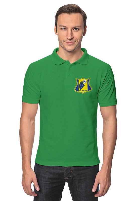 Рубашка Поло Printio Фк ростов рубашка поло printio фк нефтехимик