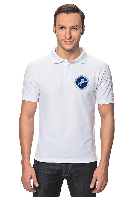 Printio Millwall fc logo polo цена
