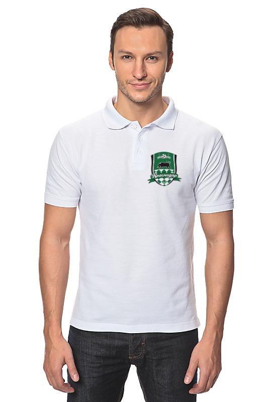 Рубашка Поло Printio Фк краснодар рубашка поло printio фк нефтехимик