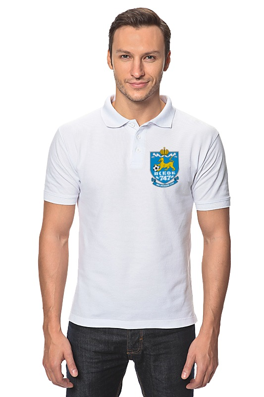 Рубашка Поло Printio Фк псков 747