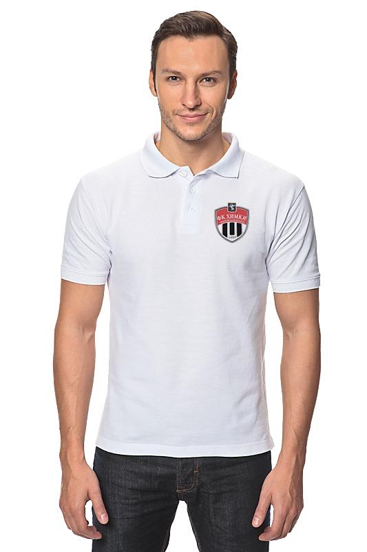 Рубашка Поло Printio Фк химки монитор химки