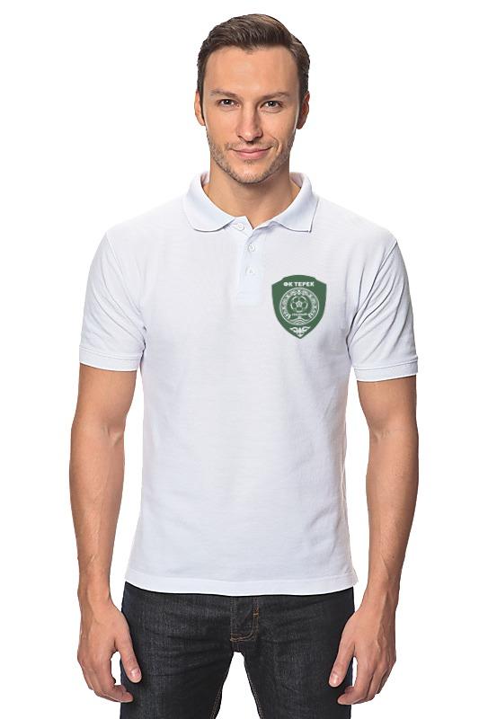 Рубашка Поло Printio Фк терек грозный
