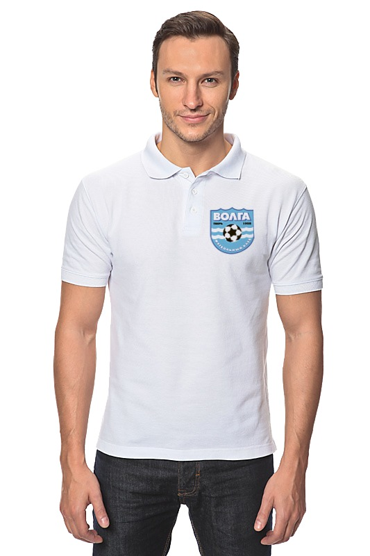 Рубашка Поло Printio Фк волга тверь рубашка поло printio фк нефтехимик