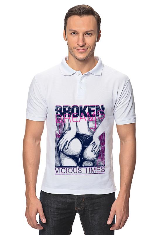 Printio Broken dreams broken hero