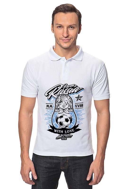 Рубашка Поло Printio Футбол