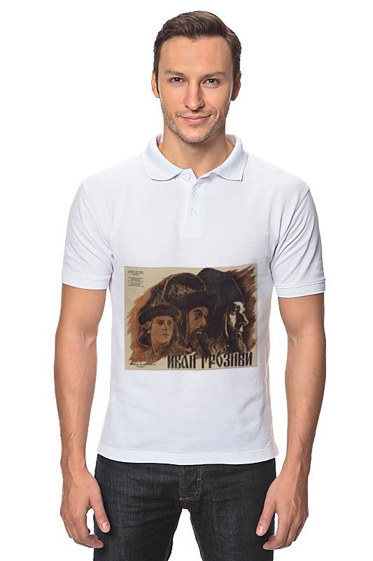 Рубашка Поло Printio Афиша к фильму