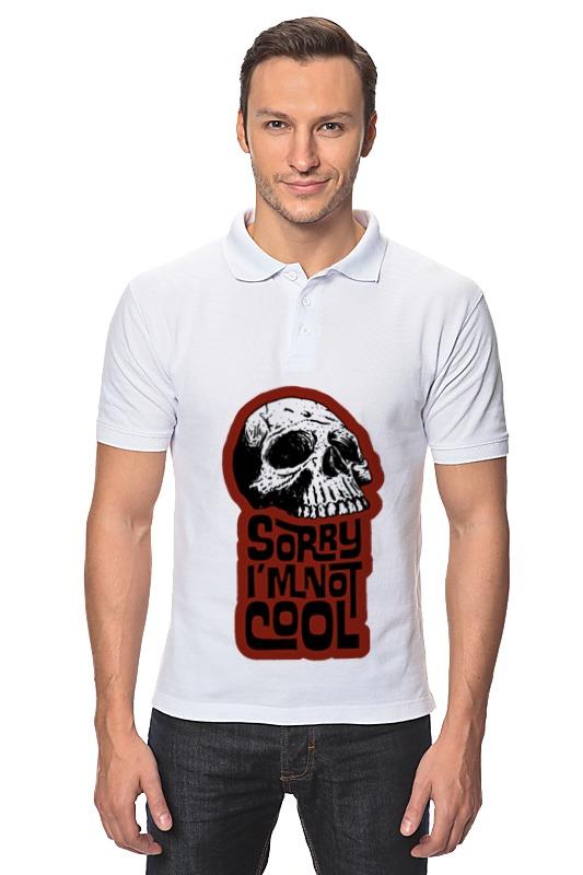 Рубашка Поло Printio Простите я не крут толстовка wearcraft premium унисекс printio простите я не крут