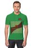 """Рубашка Поло """"«Шоколадозависимость»"""" - юмор, коллаж, английский, chocolate, шокоголик"""