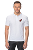 "Рубашка Поло ""Arizona Coyotes"" - хоккей, nhl, arizona coyotes, койот, аризона койотис"