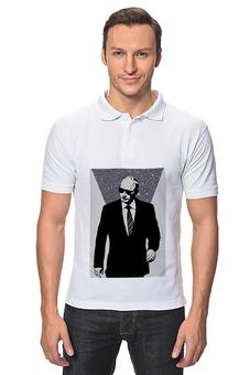 "Рубашка Поло ""Владимир Владимирович Путин IV"" - арт, россия, патриотизм, путин, президент"