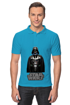 """Рубашка Поло """"Звёздные войны"""" - кино, звёздные войны, star wars"""