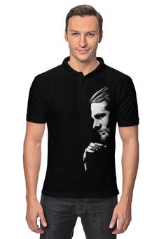 "Рубашка Поло ""Дети анархии"" - sons of anarchy, сыны анархии"