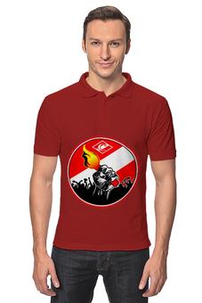"""Рубашка Поло """"Спартак """" - grigr"""