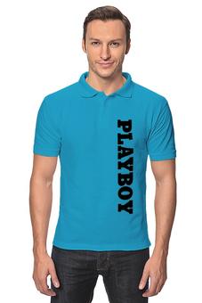 "Рубашка Поло ""Playboy"" - playboy"