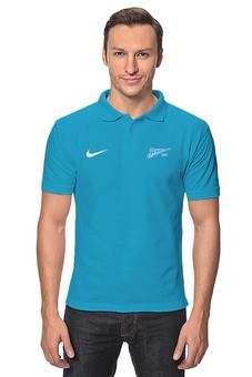 """Рубашка Поло """"Zenit"""" - zenit зенит"""