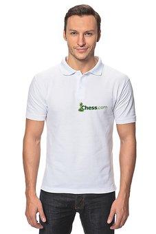 """Рубашка Поло """"Чесс ком"""" - одежда"""