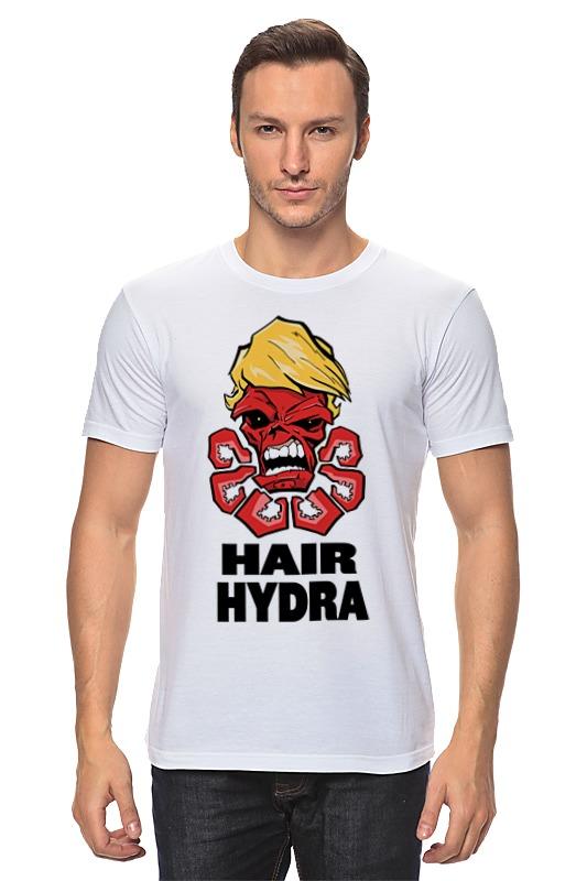 Футболка классическая Printio Hydra bicelle hydra b5 toner 240ml fresh