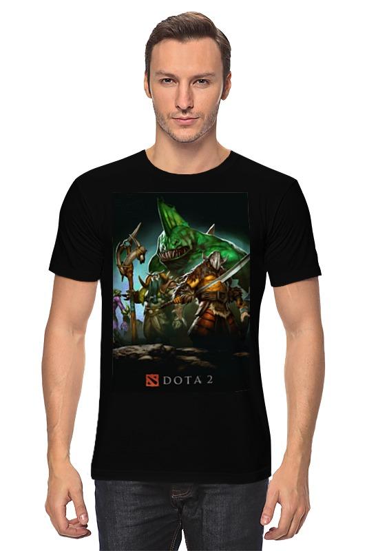 Футболка классическая Printio Dota2 t-shirt майка классическая printio dota2 t shirt