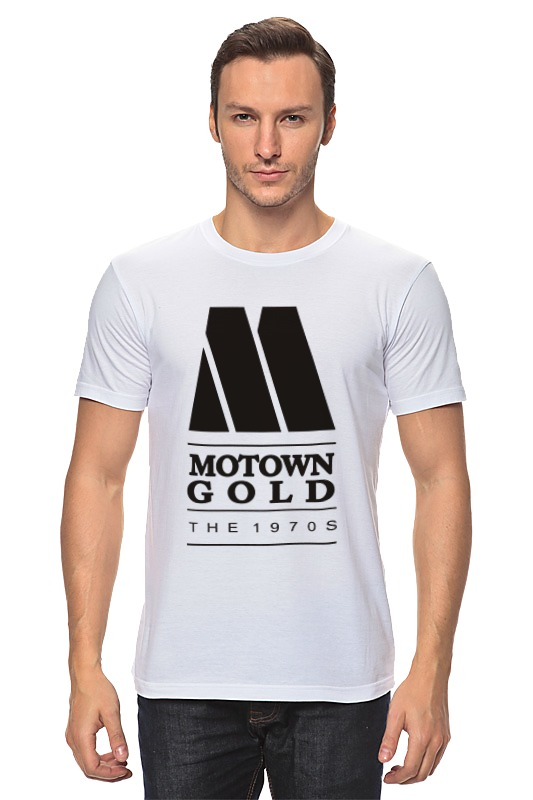 Футболка классическая Printio Motown