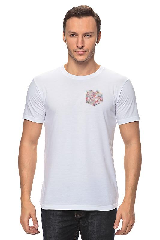 Футболка классическая Printio Summer in your pocket футболка рингер printio summer in your pocket