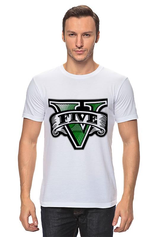 Футболка классическая Printio Gta v футболка классическая printio gta 5 dog