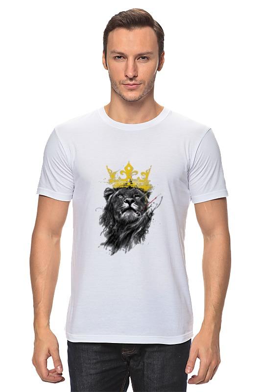 Футболка классическая Printio Lion king футболка классическая printio лев царь зверей