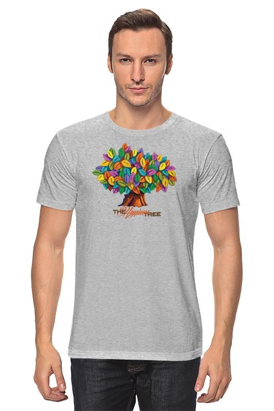Футболка классическая Printio Icalistini the happiness tree дерево счастья happiness basics толстовка
