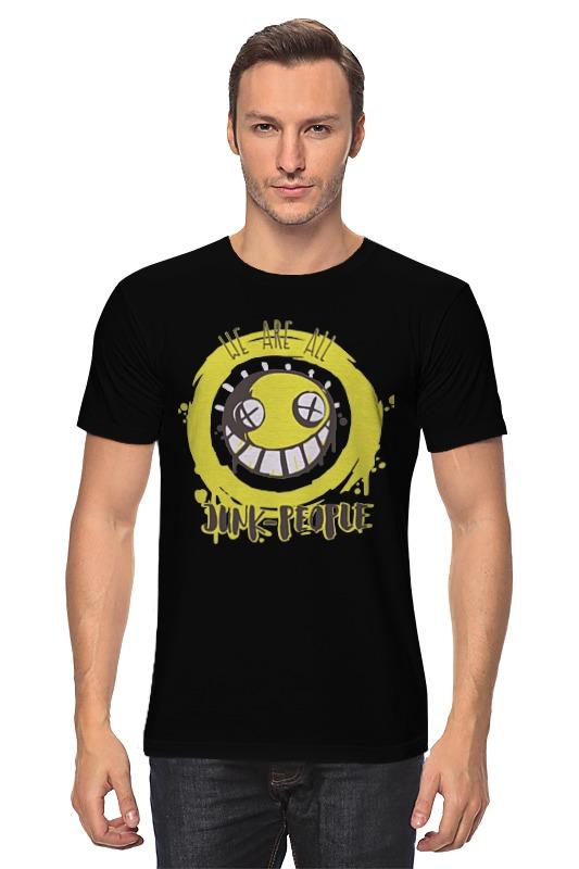 Футболка классическая Printio Junk-people футболка классическая printio junk people