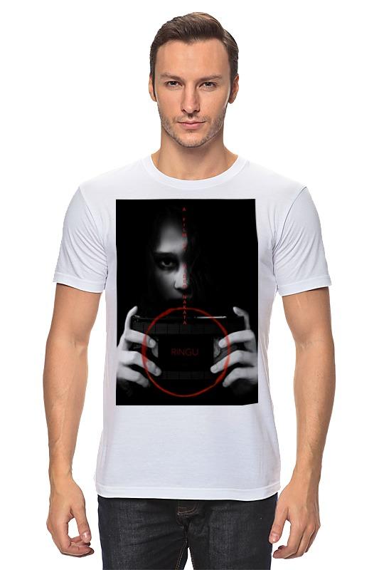 Фото - Printio Звонок / the ring футболка классическая printio звонок