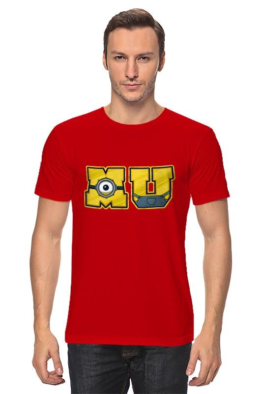 Футболка классическая Printio Университет миньонов детская футболка классическая унисекс printio университет миньонов