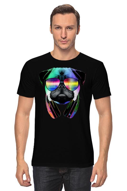 Фото - Футболка классическая Printio Dj мопс футболка print bar dj muggs