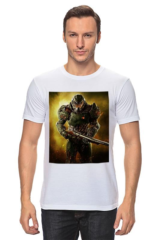 Футболка классическая Printio Doom 4 футболка doom