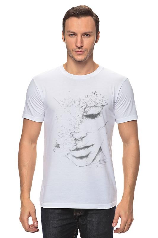 Футболка классическая Printio Face girl футболка face