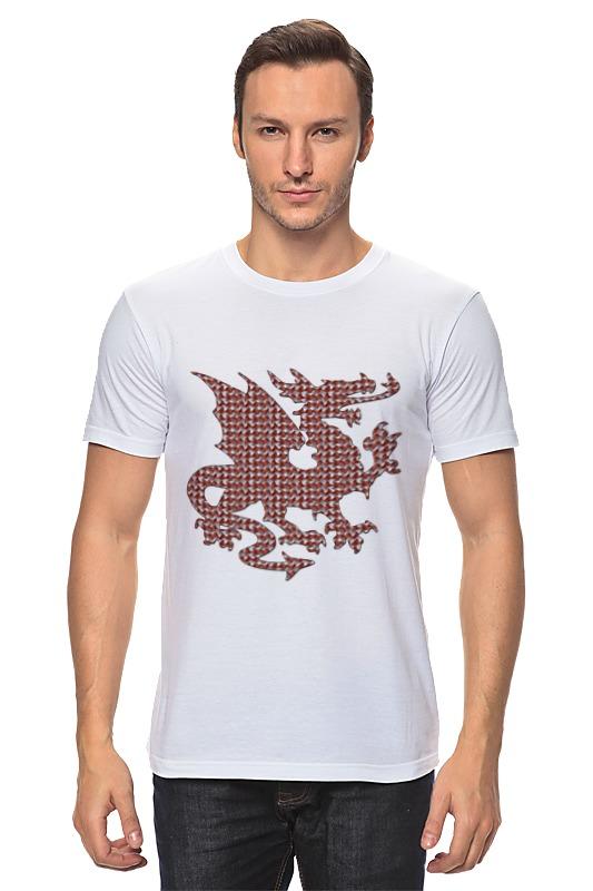 Футболка классическая Printio Гарыныч футболка wearcraft premium printio китайский дракон